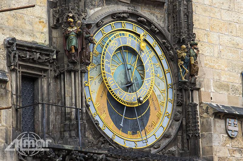 Wycieczka do Pragi - Zegar Orloj