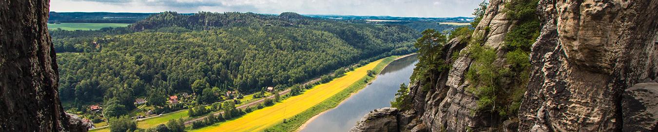 Szklarska Poręba Szwajcaria Saskońska Wycieczka z Biurem Podróży