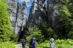 Wycieczka do Skalnego Miasta ze Szklarskiej Poręby - Biuro Turystyki Almar